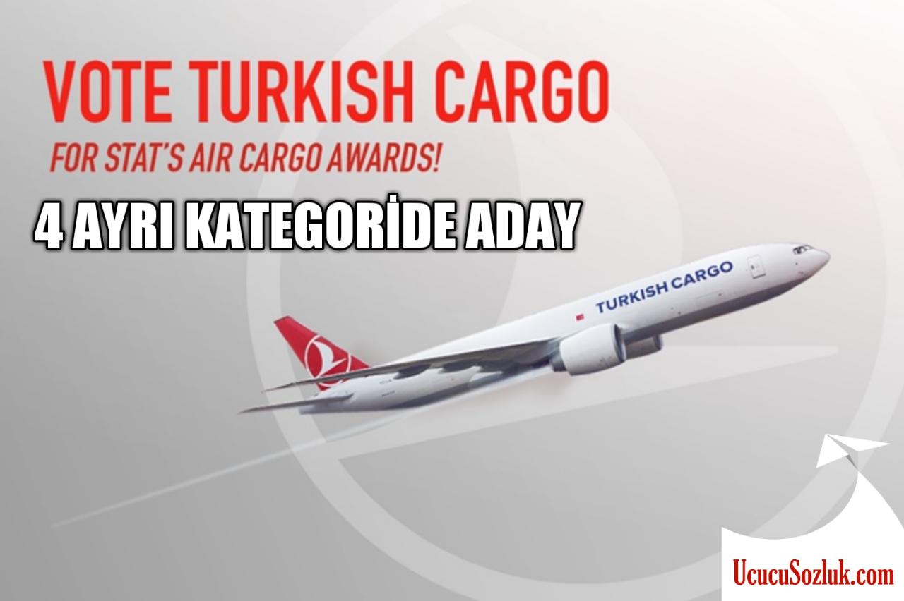 Turkish Cargonun  Hava Kargo ödüllerine Aday Olması