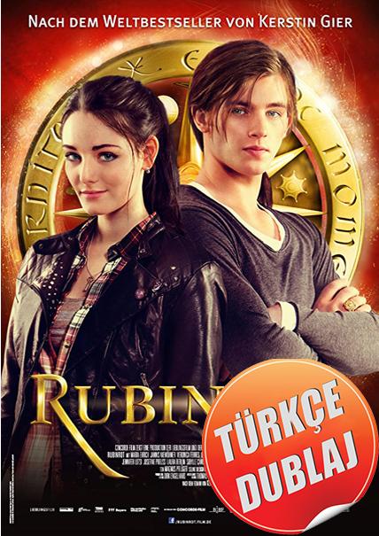 Yakut Kırmızı - Rubinrot 2013 (BRRip) Türkçe Dublaj Film İndir