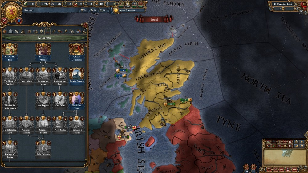 Scottish Missions
