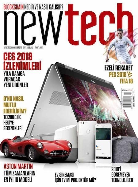 Newtech Şubat 2018