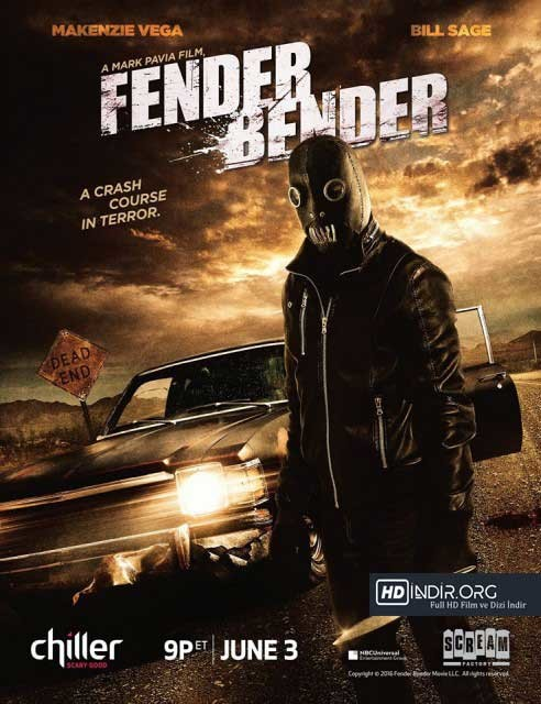 Fender Bender (2016) Türkçe Dublaj Full HD Film İndir