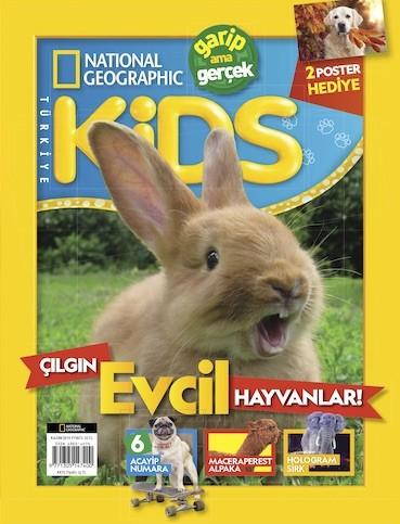 National Geographic Kids Kasım 2019
