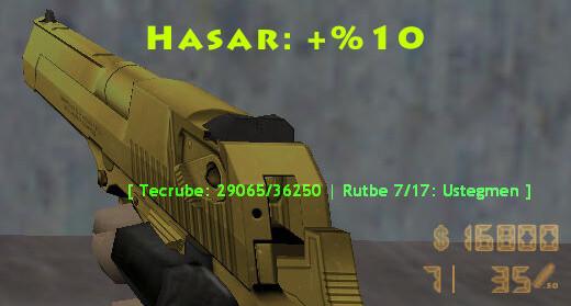 Hilal gaming golden deagle