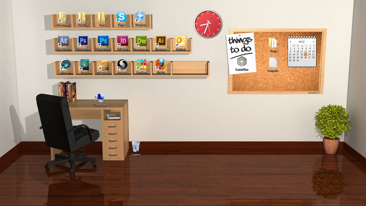 Картинки на рабочий стол в виде обоев