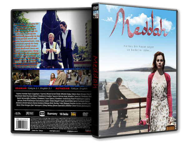 Meddah 2014 (Yerli film) DVD-5 tek link yerli film indir