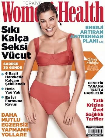 Women's Health Mayıs 2019