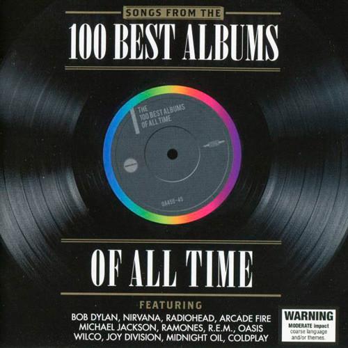 Tüm Zamanların En İyi 100 Albümünden Şarkılar (2019) 3 CD Full Albüm İndir
