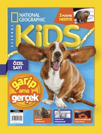 National Geographic Kids Aralık 2018