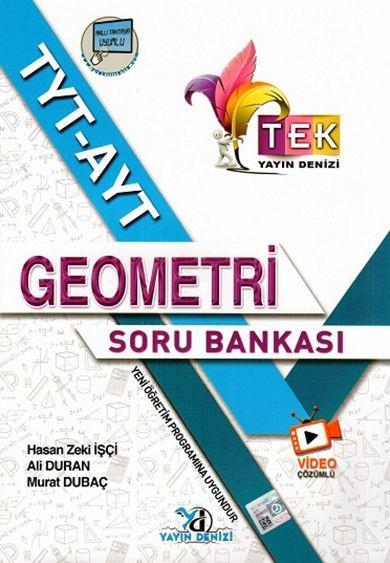 Yayın Denizi TEK Serisi TYT-AYT Geometri Soru Bankası Pdf
