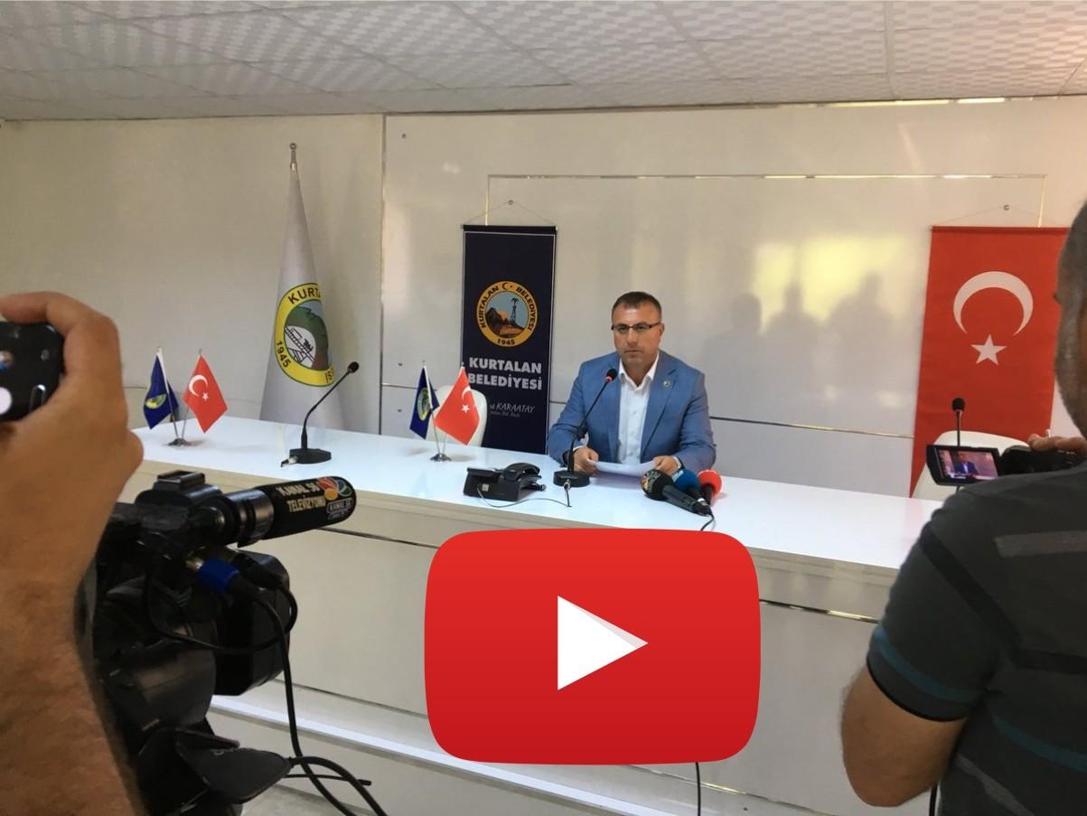 Kurtalan Belediye başkanı Karaatay\'dan Hdp Milletvekillerine Tepki