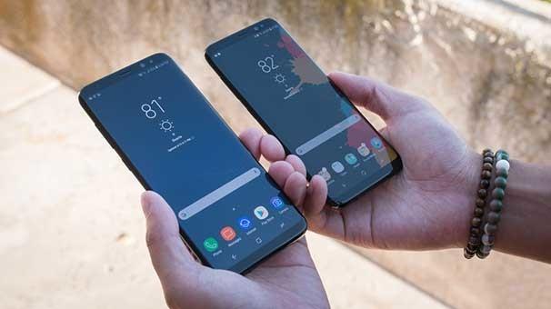 Galaxy S8'in iki farklı işlemcili modeli hız testinde karşı karşıya!