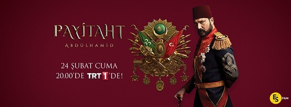 Payitaht Abdülhamid 05. Bölüm (24.03.2017) 720p WEB-DL indir