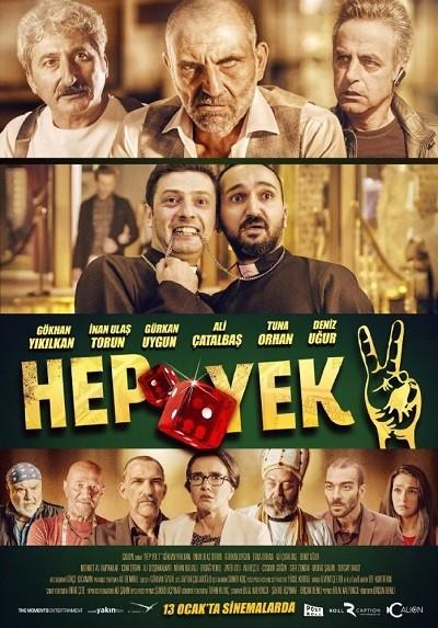 Hep Yek 2 2017 (Yerli Film) WEB-DL 1080p – indir