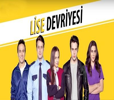 Lise Devriyesi 11.Bölüm (HD - x264 - 1080p) Tüm Bölümler - VKRG