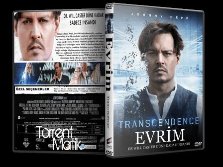 Evrim - Transcendence (2014) - 1080p BluRay - Türkçe Altyazı Torrent İndir