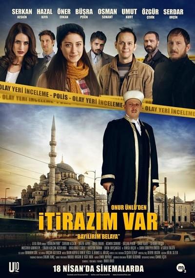 Itirazim Var 2014 480p DVDRip AC3 DD5.1 SANSÜRSÜZ Yerli Film - Tek Link