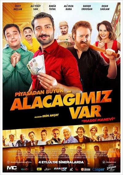 Piyasadan Büyük Alacagimiz Var 2015 720p HDTV x264 AC3 TURG Yerli Film - Tek Link