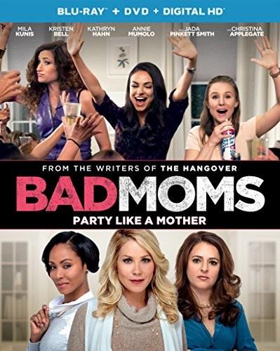 Eyvah Annem Dağıttı! - Bad Moms - BluRay 1080p DuaL (TR-EN)