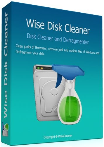 Wise Disk Cleaner 9.51 Build 671 Portable İndir