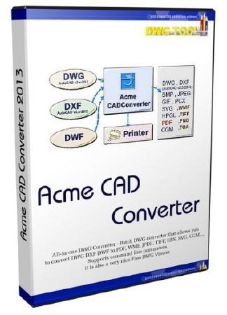 Acme CAD Converter 8.8.7.1468 Portable İndir