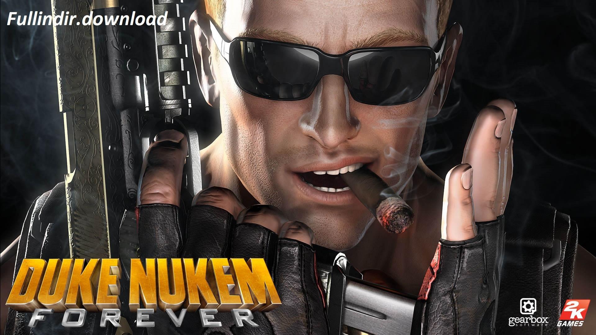 Duke Nukem Forever Complete Full Torrent indir