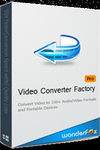 WonderFox HD Video Converter Factory Pro 13.4 Full + Portable