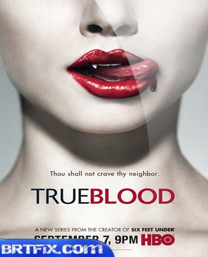 True Blood  1-2-3. Sezon TR Altyazılı  480p BRRip  İndir