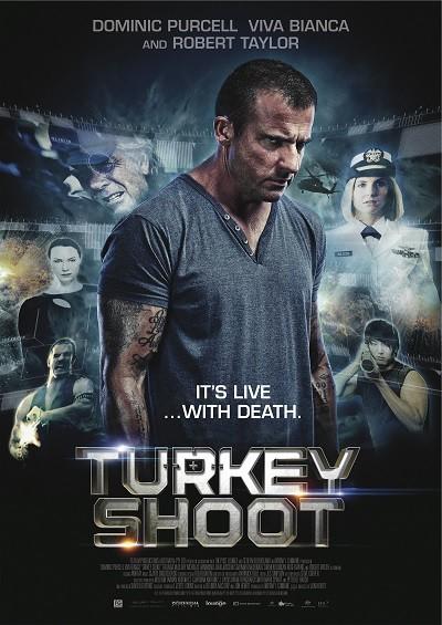 Ölüm Oyunu - Turkey Shoot 2014 ( m1080p Bluray ) Türkçe Dublaj Tek Link İndir