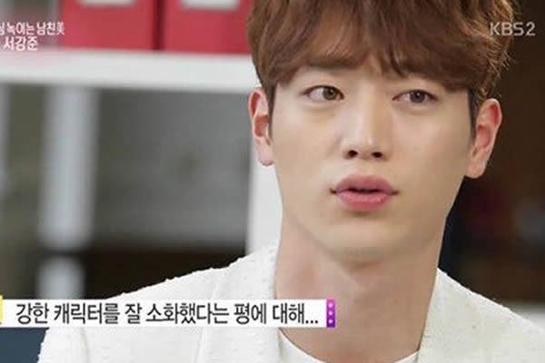"""Seo Kang-Joon """"Cheese in the Trap"""" Dizisindeki Oyunculuğu Hakkındaki Endişelerini Dile Getirdi"""