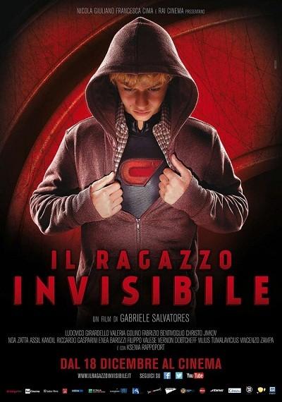 Görünmez Çocuk - Il Ragazzo Invisible 2014 ( BRRip XviD ) Türkçe Dublaj Tek Link İndir