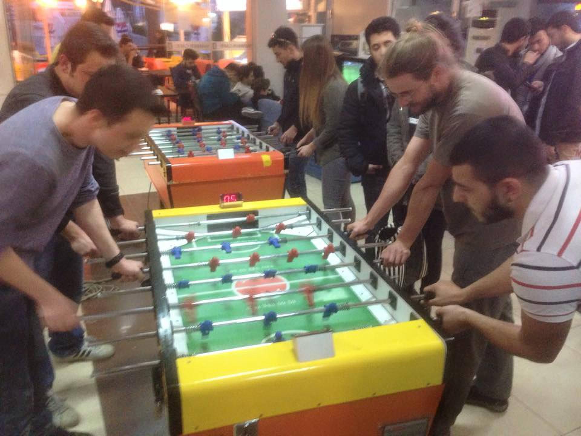 langırt turnuvası