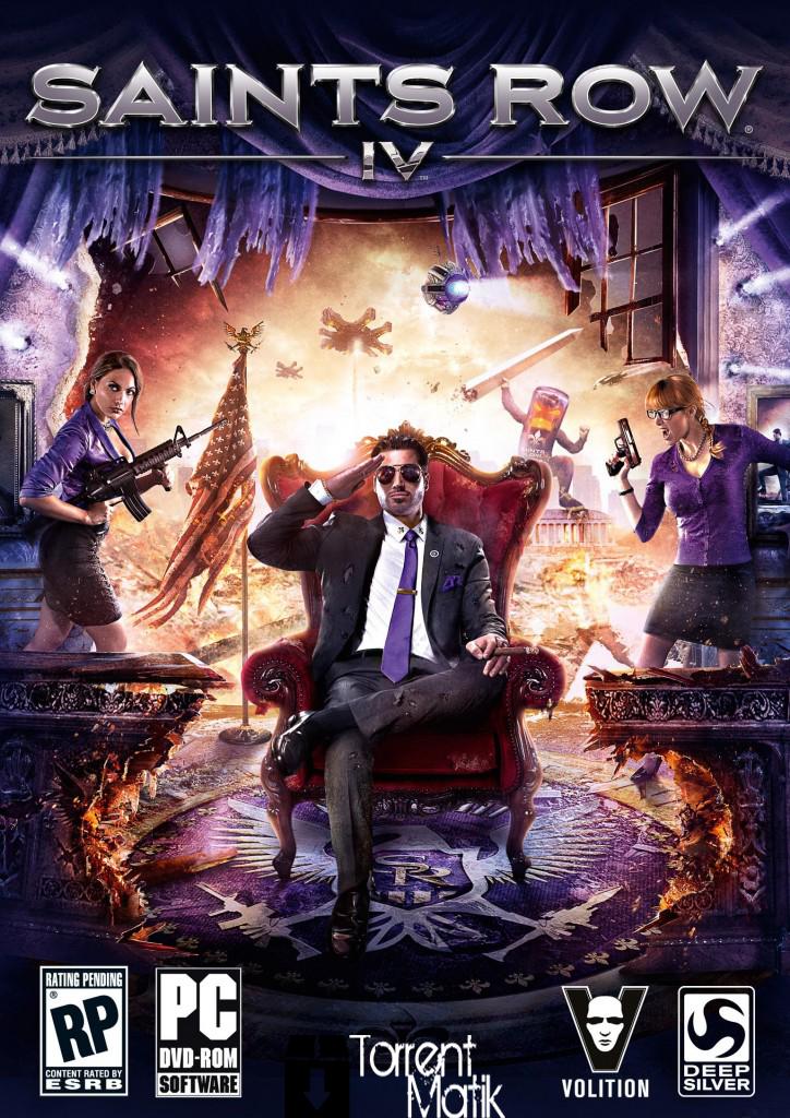 Saints Row IV [RELOADED] - FULL Torrent Hızlı İndir