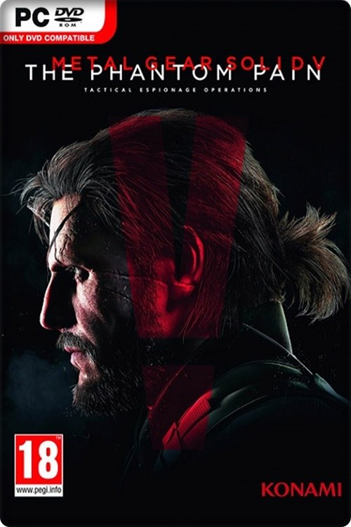 Metal Gear Solid V The Phantom Pain-CPY