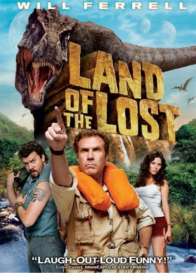 Kayıp Ada - Land of the Lost (2009) türkçe dublaj full film indir
