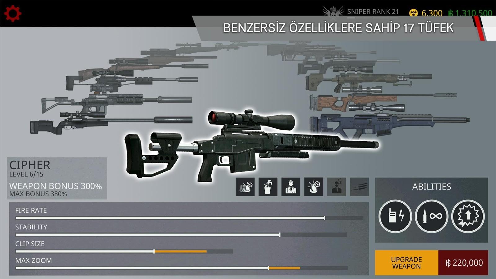 Hitman: Sniper Apk