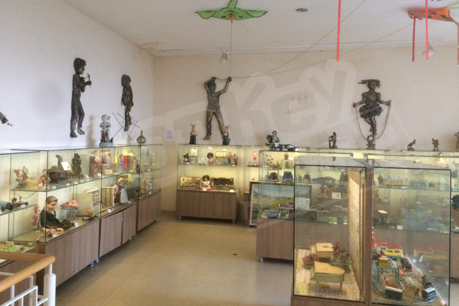 Ümran Baradan, Çocuk ve Oyuncak Müzesi