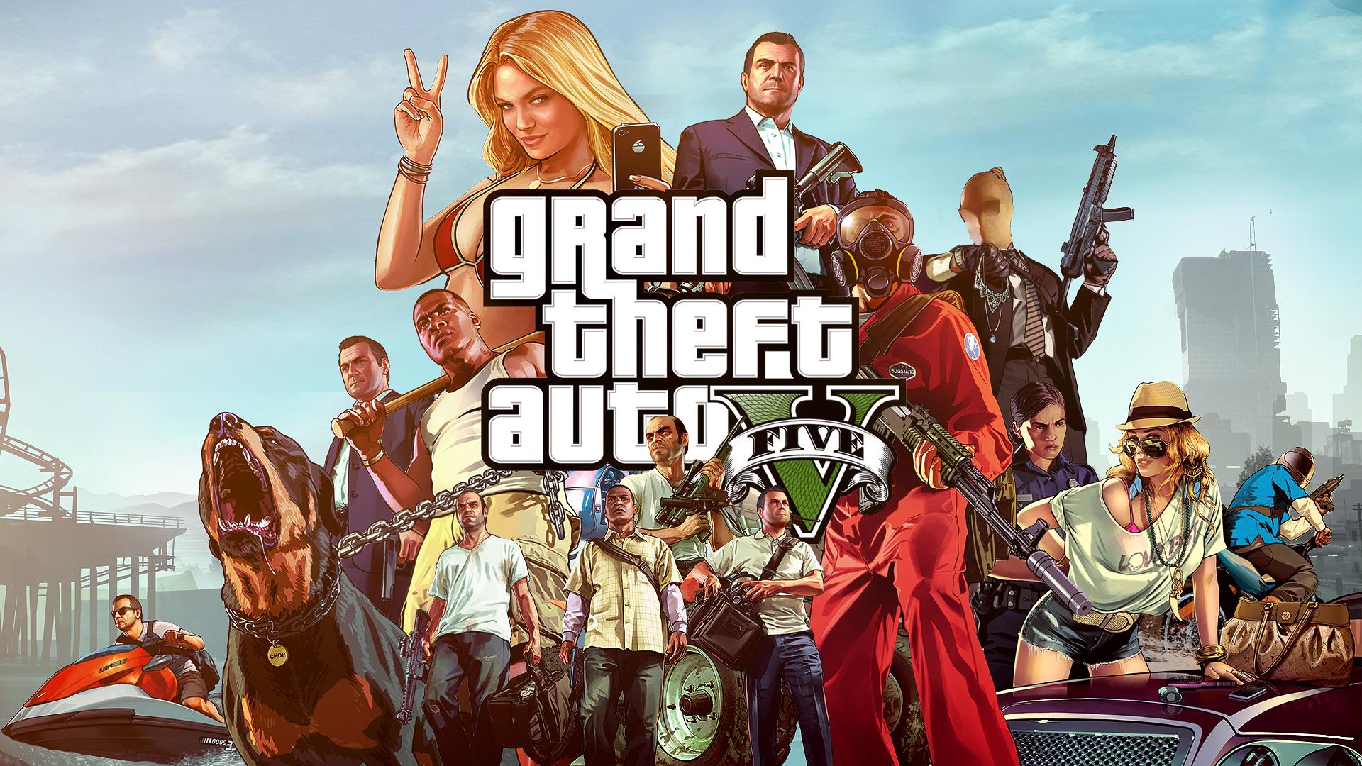 K4G9Pp Grand Theft Auto V