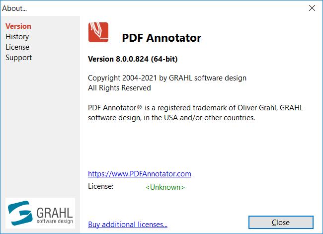 PDF Annotator 8.0.0.824   Katılımsız