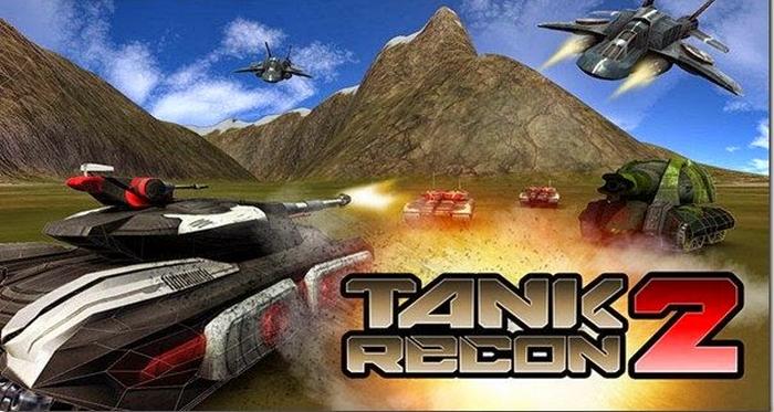 Tank Recon 2 v2.1.167 APK FULL + SDDATA Yandex Disk