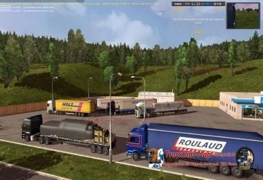 , ETS 2, Farming Simulator 15, Rodobus, SpinTires, GTA 5 ve dahası