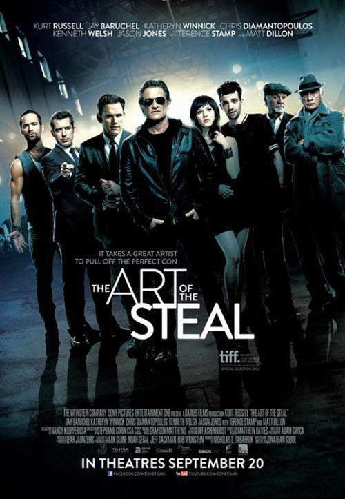 Hırsızlık Sanatı - The Art Of The Steal (2013 - Türkçe Altyazılı) | Yandex Disk İndir