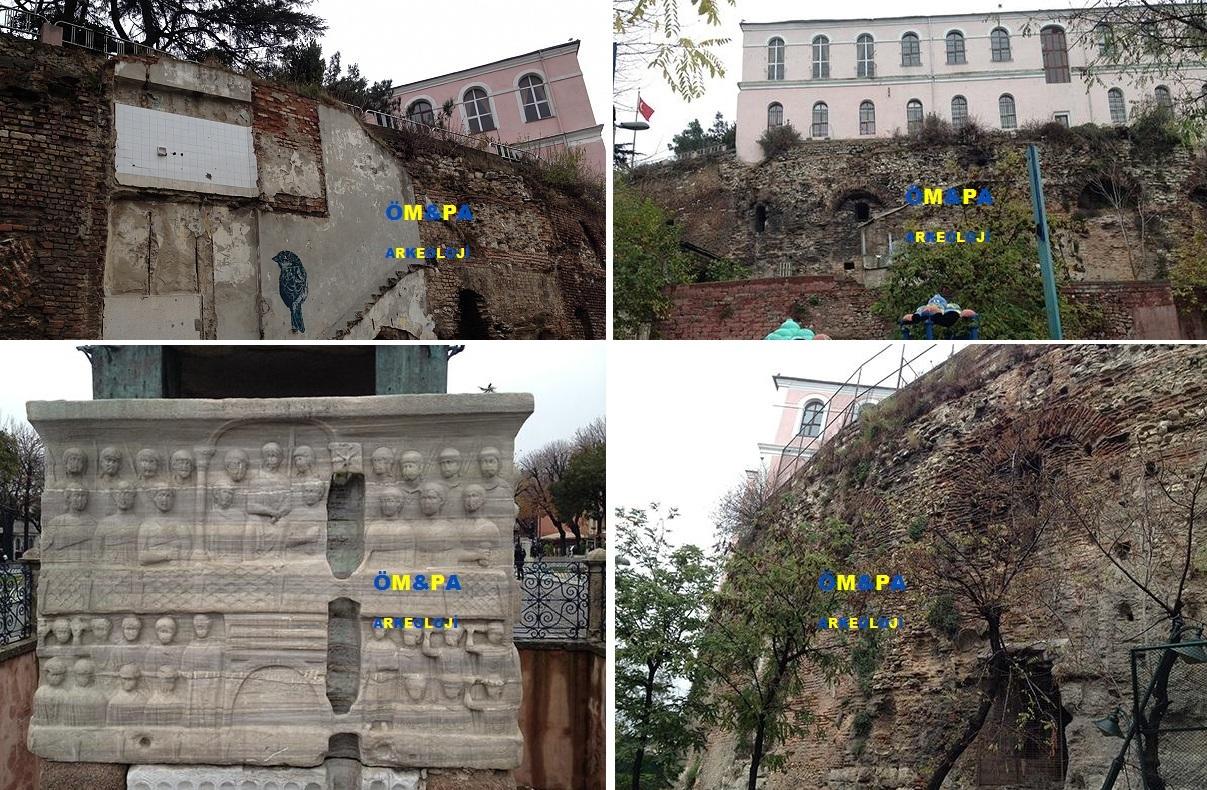 Istanbul'un sırları burnumuzun dibindeki kolezyum