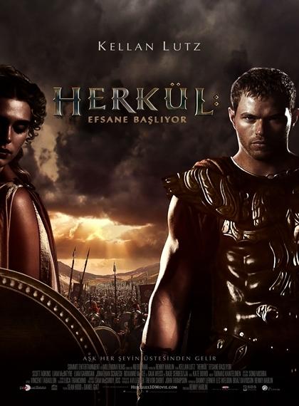 Herkül Efsane Başlıyor – The Legend of Hercules (2014 - Türkçe Altyazılı)   Yandex İndir