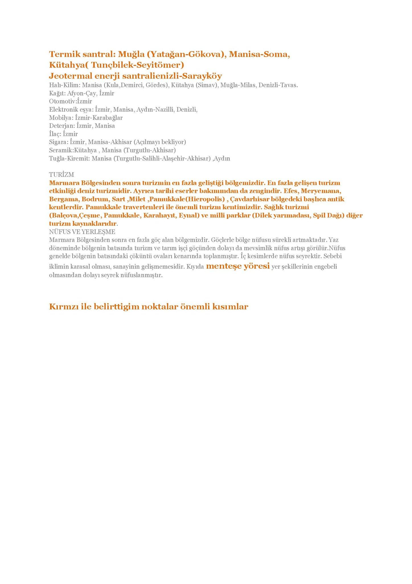KqOOEq - EKPSS Co�rafya Konu Anlat�mlar�