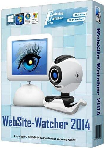 WebSite-Watcher 2014 14.1 Personal Edition Multilingual Full Yandex Disk İndir