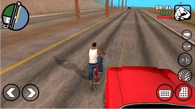Grand Theft Auto: San Andreas Android FULL APK+DATA   Yandex Disk İndir