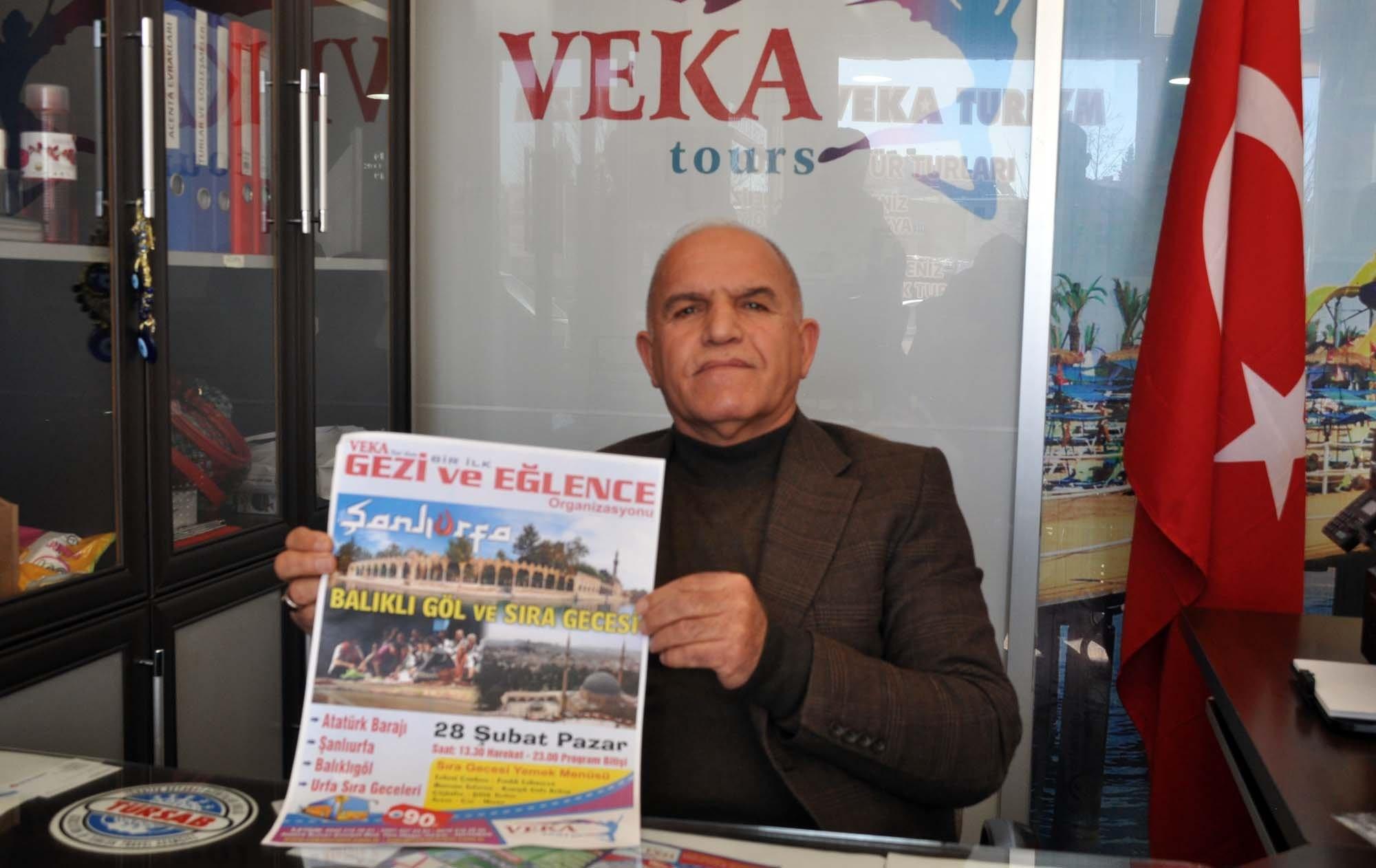 Turizm ve Seyahat Acentaları İstanbul TÜYAP fuarında Adıyaman'ı Tanıtacak