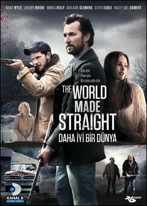 Daha İyi Bir Dünya – The World Made Straight 2015 BRRip XviD Türkçe Dublaj – Tek Link