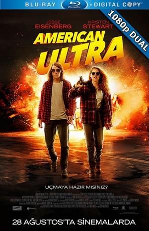 American Ultra | 2015 | BluRay 1080p x264 | DuaL TR-EN - Tek Link