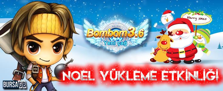Bombom'dan Dev Yılbaşı Etkinliği